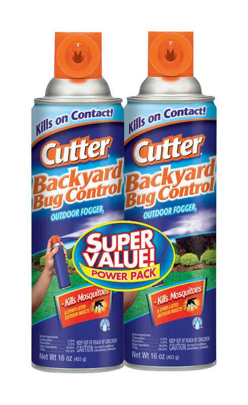 Cutter Backyard Bug Control Insect Killer 16 ... - Cutter Backyard Bug Control Insect Killer 16 Oz. - Ace Hardware