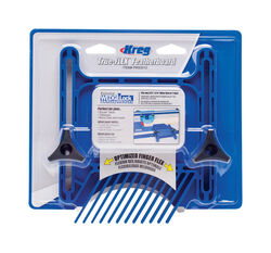 Kreg  True-FLEX  9.00 in. L x 1.50 in. W Featherboard  5 pc.