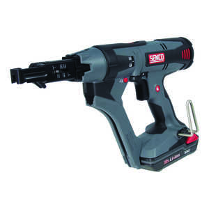 Senco  Duraspin  1  Cordless  18 volts 5000 rpm 1 pc. Electric Screwdriver