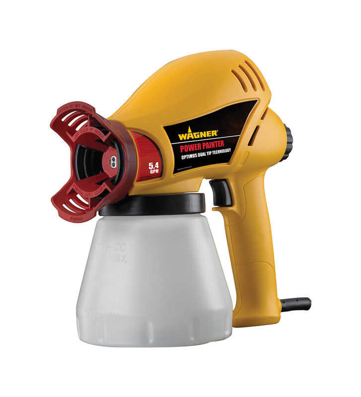 Wagner Spray Tech  Power Painter  1800 psi Plastic  Airless  Paint Sprayer