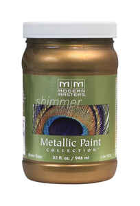 Modern Masters  Blackened Bronze  Protective Enamel  1 qt.
