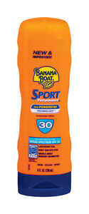 Banana Boat  Sport Performance  No added fragrance Scent Shielding Lotion  12  1 each