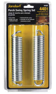 Jandorf  Steel  Porch Swing Springs  2  440 lb.
