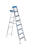 Werner  8 ft. H x 24.5 in. W Aluminum  Step Ladder  Type I  250 lb. capacity