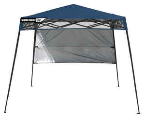 Quik Shade  Polyester  Canopy  6 ft. H x 7 ft. W x 7 ft. L