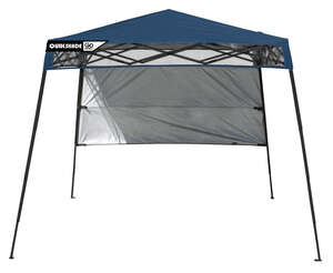Quik Shade  Quik Shade  Polyester  Canopy  7 ft. L x 7 ft. W