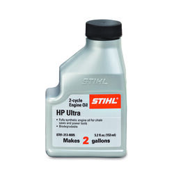STIHL HP Ultra 2-Cycle Engine Oil 5.2 oz.