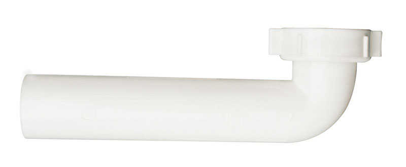 Ace  1-1/2 in. Slip   x 1-1/2 in. Dia. FPT  Plastic  Waste Arm