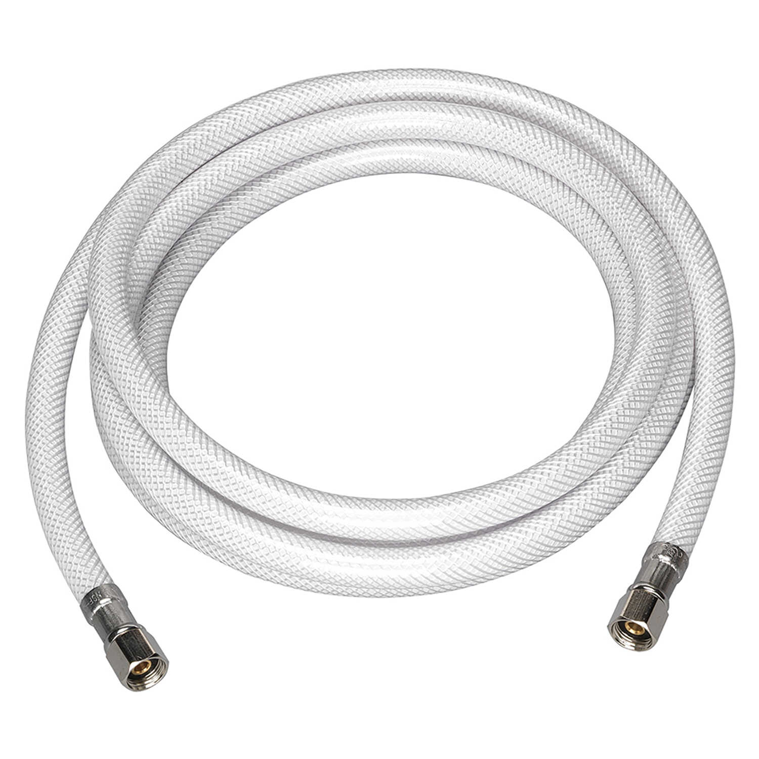 Ace  1/4  Compression  1/4  Compression  PVC  120 in. L Ice Maker Supply Line