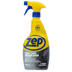 Zep  Fast 505  Lemon Scent Cleaner and Degreaser  32 oz. Liquid