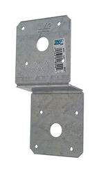 Simpson Strong-Tie  ZMax  7.25 in. H x 3 in. W 14 Ga. Galvanized Steel  Deck Joist Tie
