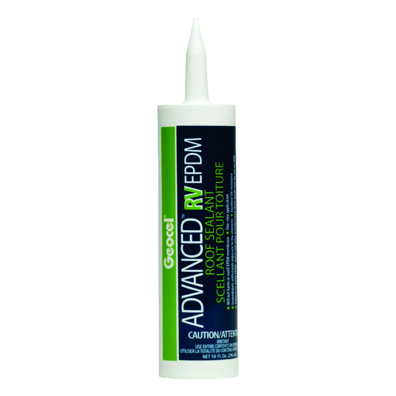 Geocel  White  Polyurethane  Insulating Sealant  10 oz.