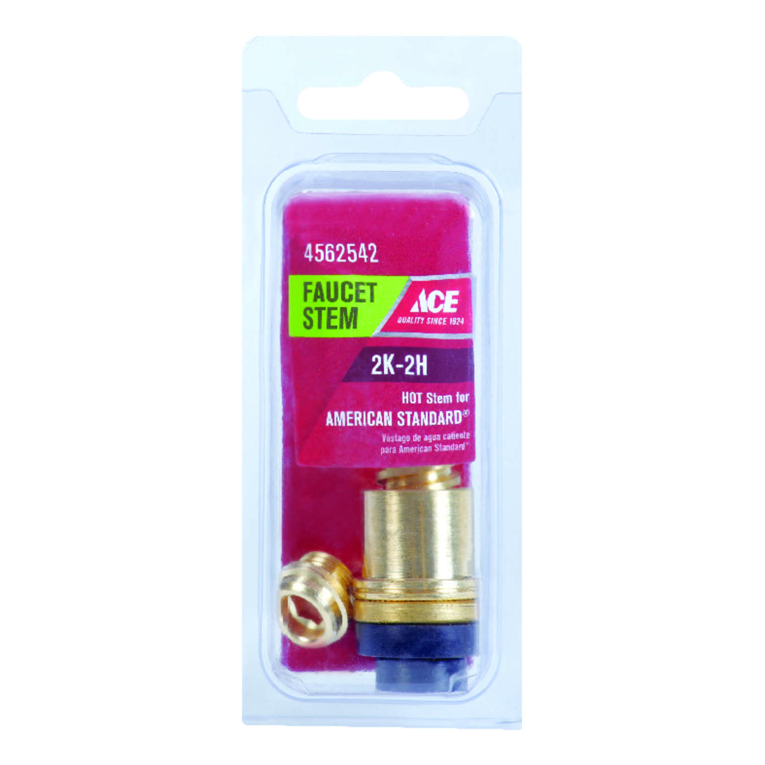 Ace  Low Lead  Hot  2K-2H  Faucet Stem  For American Standard