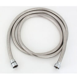 Whedon  Bungy  Chrome  Stainless Steel  Shower Hose