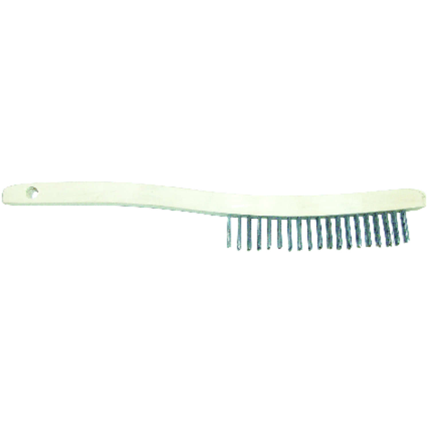 Allway 7/8 in. W x 1 in. L Carbon Steel Wire Brush