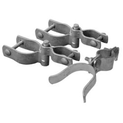 YardGard  6.69 in. L Steel  Drive Gate Hardware Set  6 pk