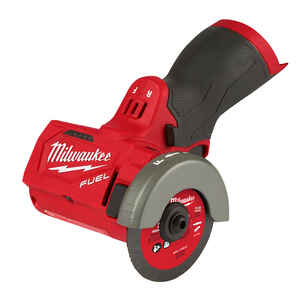 Milwaukee  M12 FUEL  3 in. Cordless  12 volt Compact Cut-Off Tool  Bare Tool  20000 rpm