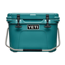 YETI  Roadie 20  Cooler  20 lb. capacity River Green