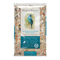 Audubon Park Songbird Selections Chickadee and Nuthatch Fruits and Nuts Bird Seed 5 lb.