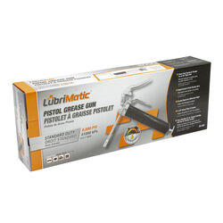 Lubrimatic  Metal  Manual  Grease Gun  14 oz.