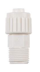 Flair-It 1/2 in. PEX x 1/2 in. Dia. MPT Plastic Adapter