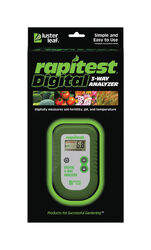 Luster Leaf  Digital  Soil Tester  1 pk