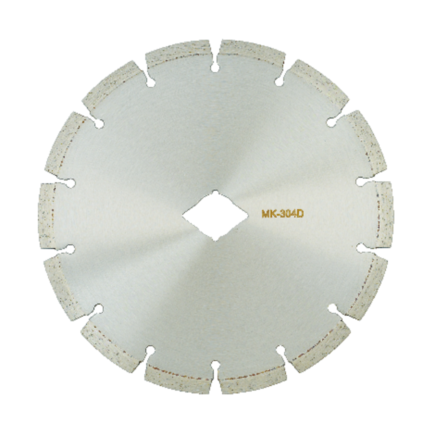 M.K. Diamond  Contractor Plus  Segmented Rim Circular Saw Blade  7/8  1 pk 7  Carbide Tip Diamond