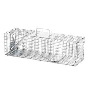 Havahart  Live Catch  Cage Trap  For Rabbits and Skunks 1 pk