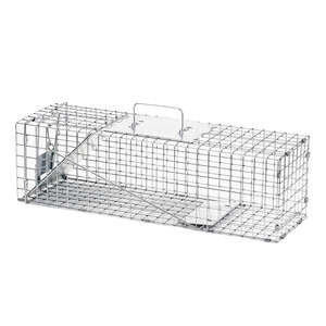 Havahart  Medium  Live Catch  Animal Trap  For Skunks, Rabbits, Skunks 1 each