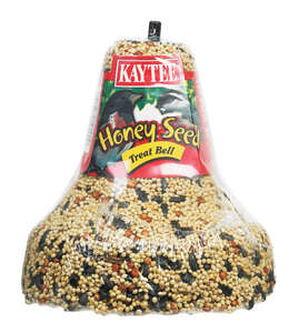 Kaytee Honey Seed Treat Bell Sunflower 1 lbs.