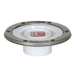 Sioux Chief  TKO  PVC  Closet Flange  3 in.