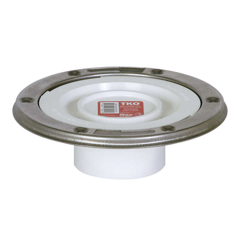 Sioux Chief  PVC  Closet Flange  N/A in.