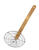 Joyce Chen  7 in. L Natural  Bamboo  7 in. Strainer