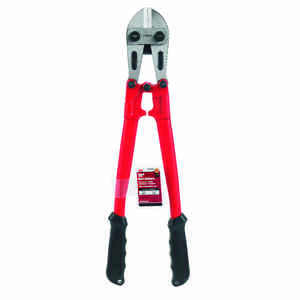 Ace  18 in. Bolt Cutter  Black/Red  1 pk