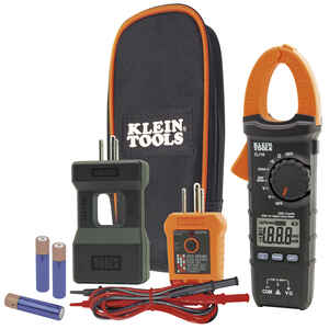 Klein Tools  LCD  Maintenance and Test Kit  1 pk