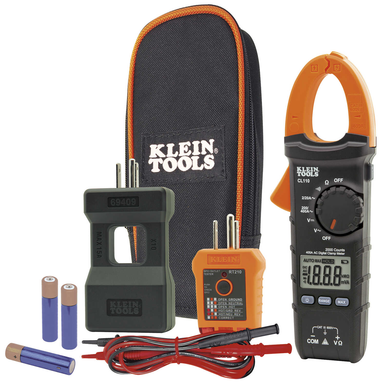 Klein Tools  Digital  Maintenance and Test Kit