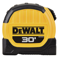 DeWalt  30 ft. L x 1.12 in. W Tape Measure  1 pk