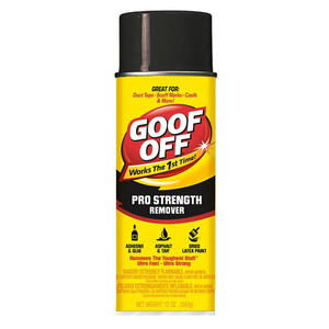 Goof Off  Pro Strength  Paint Remover  12 oz.
