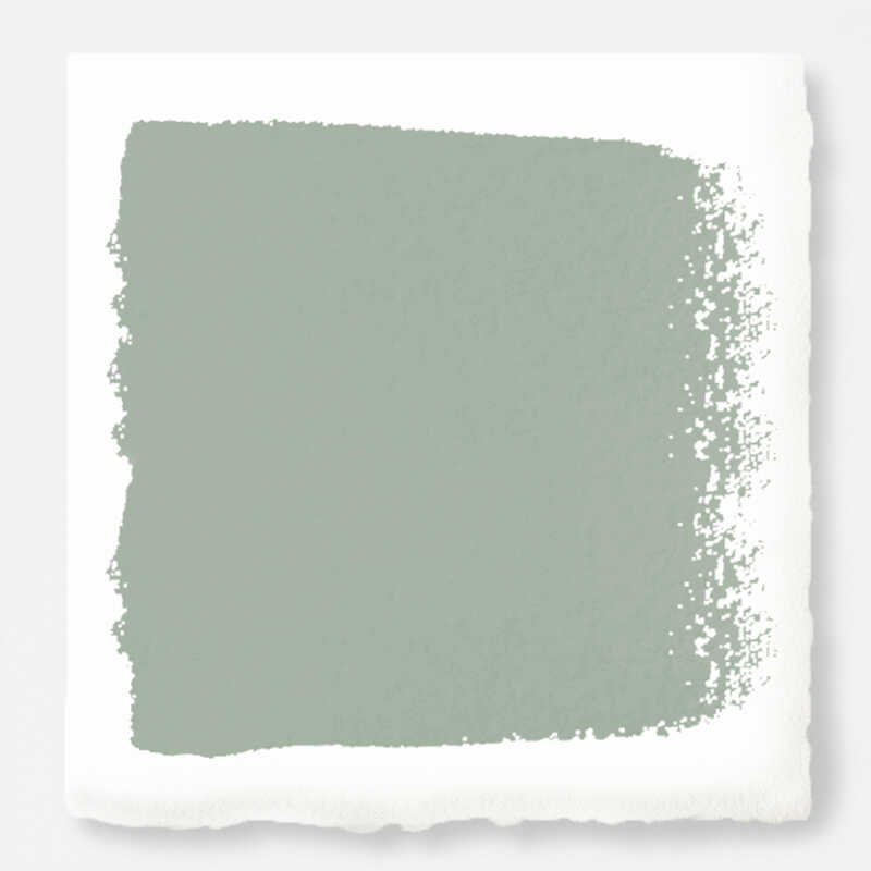 Magnolia Home  by Joanna Gaines  Eggshell  Local Greenhouse  D  Acrylic  Paint  1 gal.