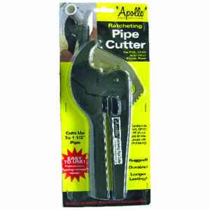 Apollo  Ratcheting Plastic Pipe Cutter