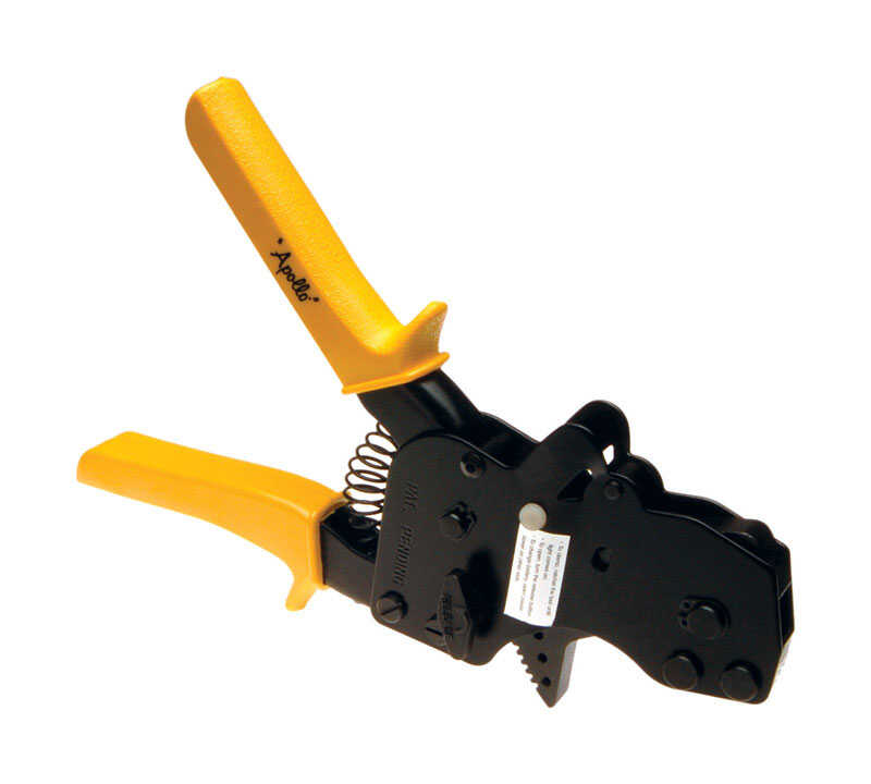 Apollo  1  Crimping Tool  Black/Yellow  1 pc.