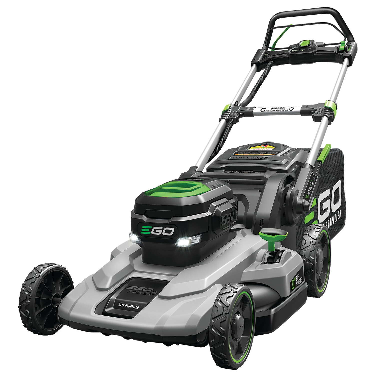 EGO  Self-Propelled  Lawn Mower