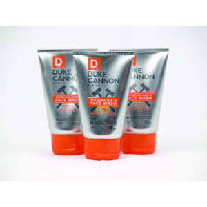 Duke Cannon  4 oz. 1 pk Face Wash