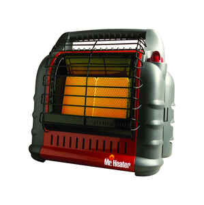 Mr. Heater  Big Buddy  450 sq. ft. Propane  Portable Heater  18000 BTU