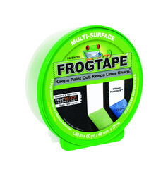 FrogTape 1.88 in. W x 60 yd. L Green Medium Strength Painter's Tape 1 pk