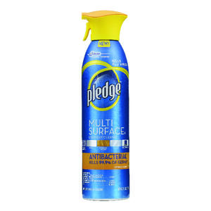 Pledge  Citrus Scent Multi-Surface Cleaner  Liquid  9.7 oz.