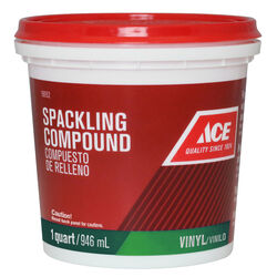 Ace Ready to Use Off-White Spackling Compound 1 qt.