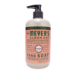 Mrs. Meyer's  Clean Day  12.5 oz. Liquid Hand Soap  Geranium Scent