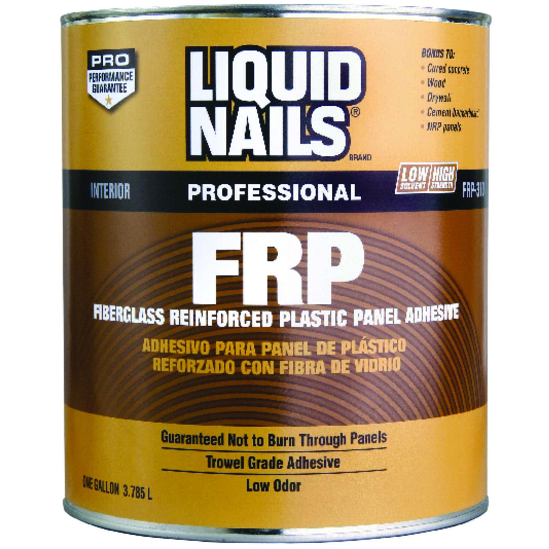 Liquid Nails FRP Fiberglass Reinforced Plastic Panel High Strength ...