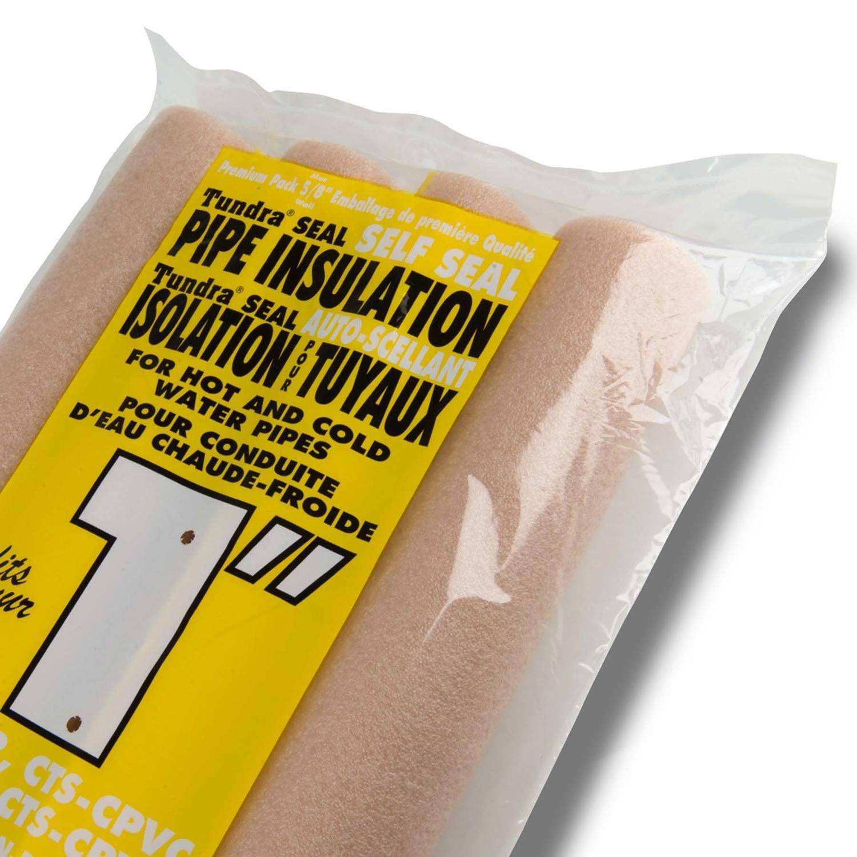 1X3 PR58118TA Pipe Insulation